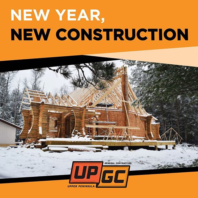 Happy New Year! 🎊 #newyear #2019 #happynewyear #UPGC #upgeneralcontracting #up #upperpeninsula #michigan #puremichigan #906 #builder #contractor #contractorsofinsta #contracting