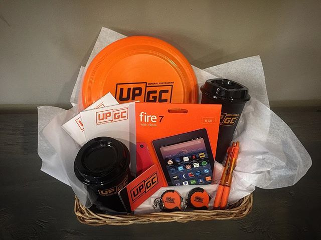 @lscp_mqtco is hosting its Annual Dinner event February 20. You may spot the UP General Contracting themed gift basket at it's raffle!