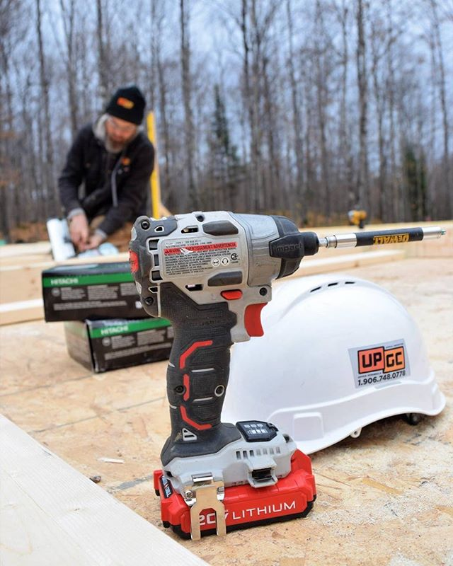 Got a project in mind? You know the drill!😉 Visit us at the U.P. Builder's Show this weekend at the Superior Dome in Marquette!