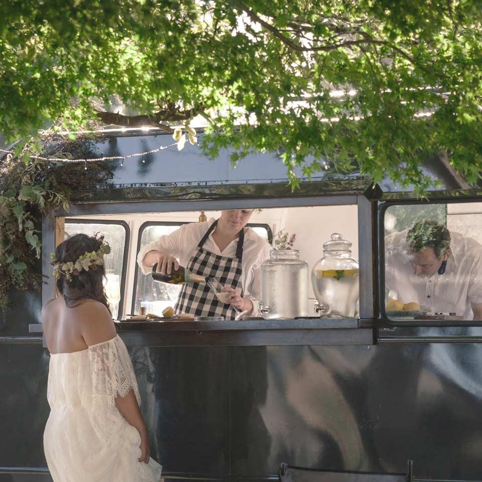 Caravan Bar -