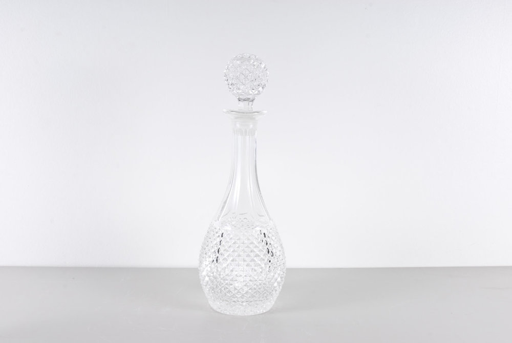 Crystal Decanters - View Details