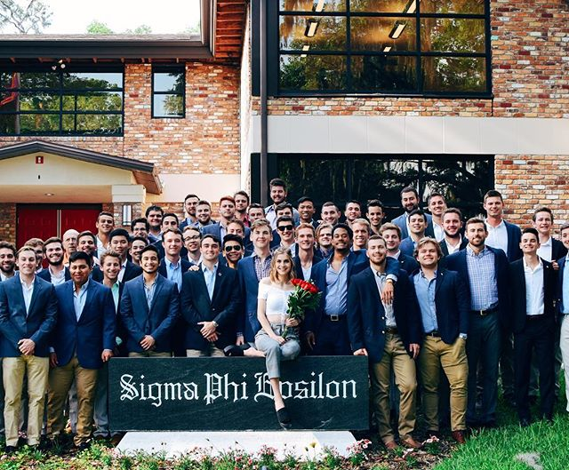 Today we celebrate 117 years of excellence. Happy Founders Day, SigEp!