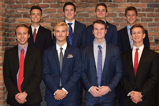 We would like to congratulate our newly elected executive board. We can't wait to see the great things you will accomplish as you lead our chapter forward.