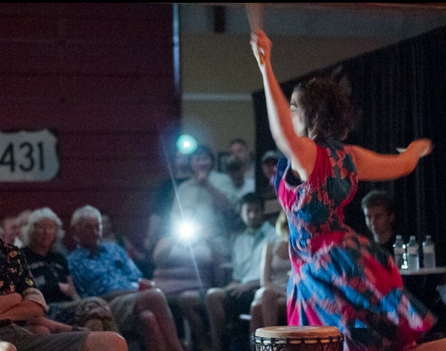 West African Dance - Carol Sullivan.