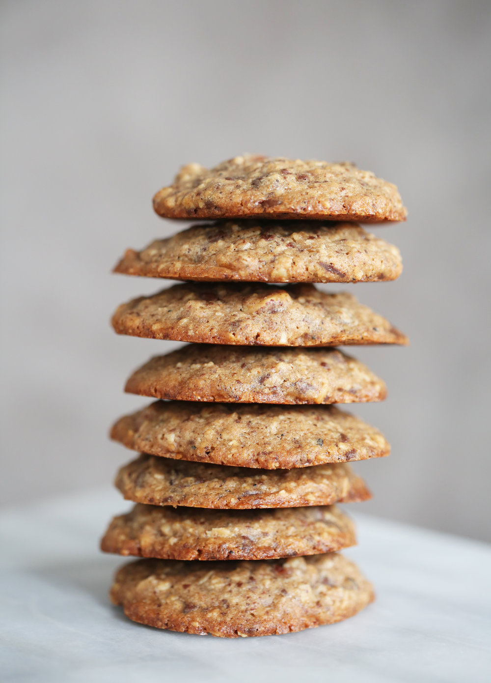 Cookies photographed for Seattle-based Comfort Baking Co.'s social media campaign.