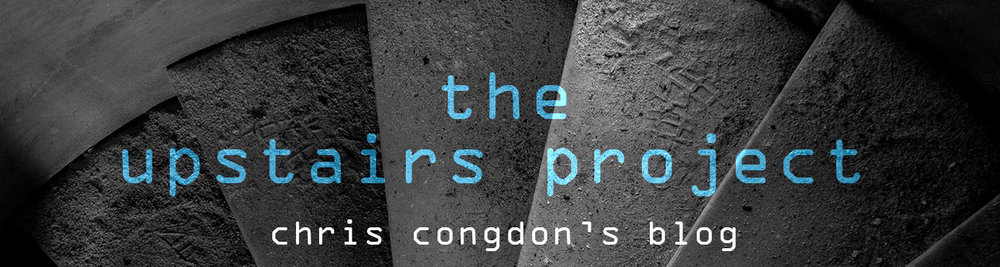 upstairs project masthead chris congdon