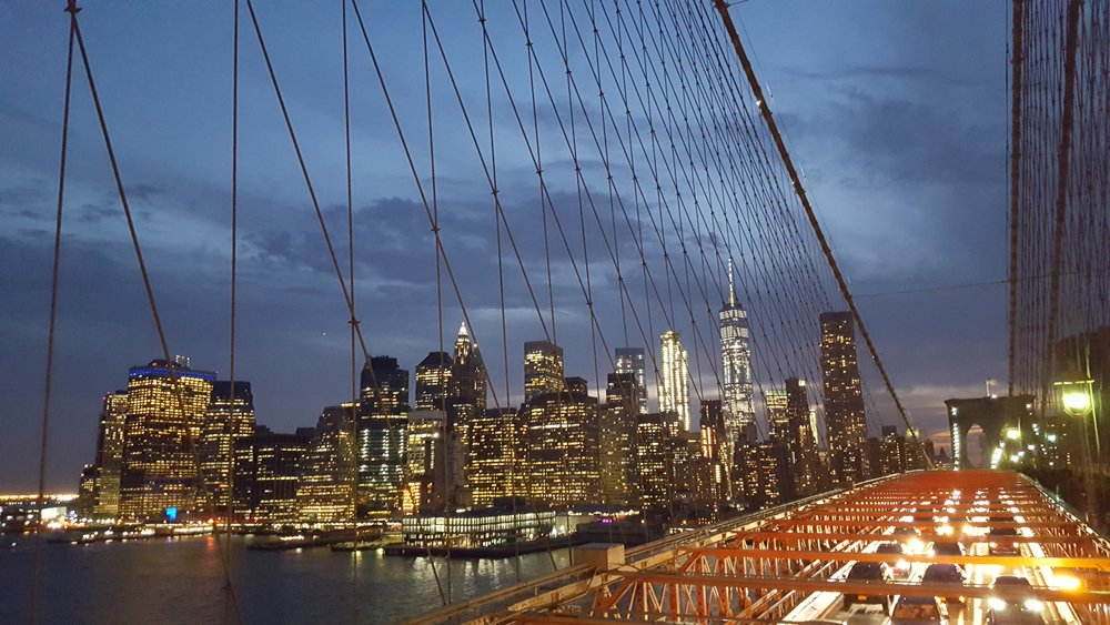 manhattan from brooklyn bridge chris congdon