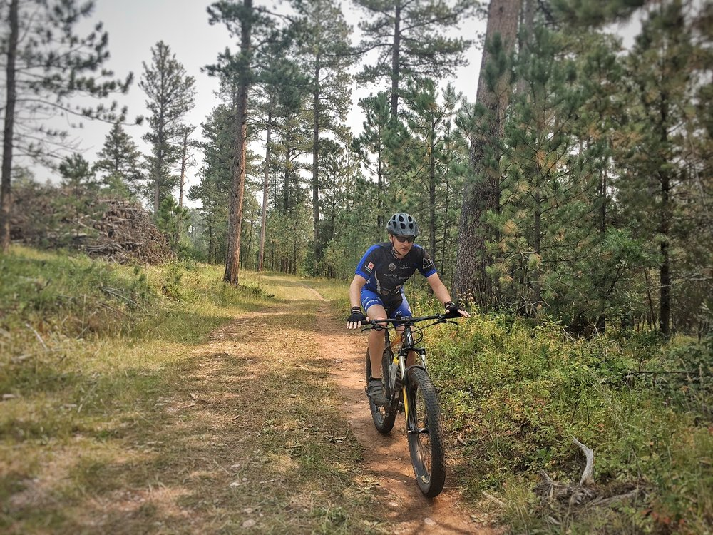 chris congdon upstairs project MTB Black Hills 2017