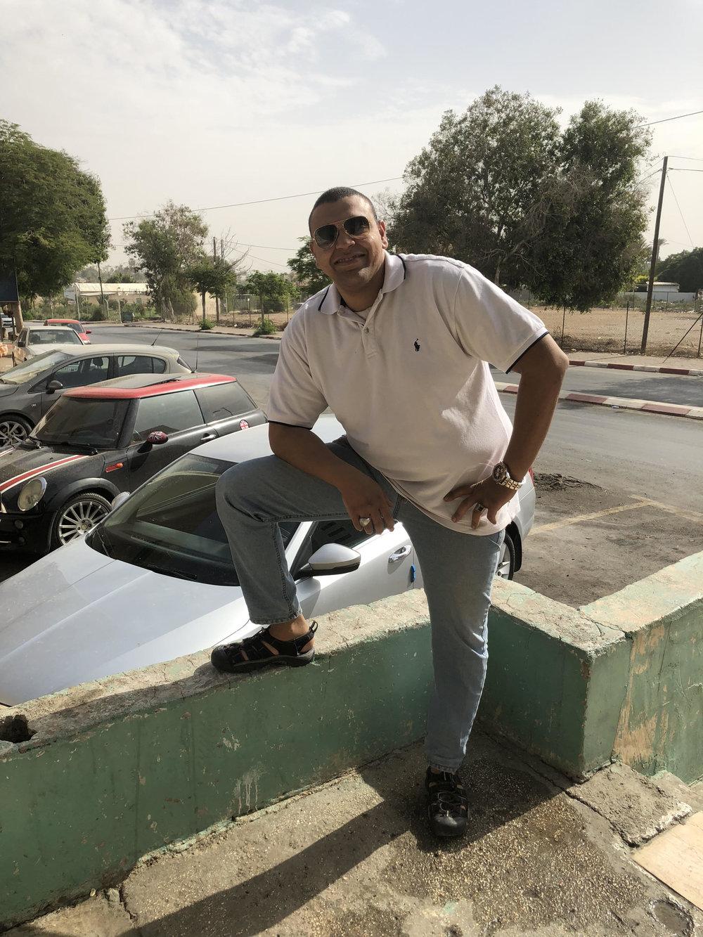 Ahmad Mograbi