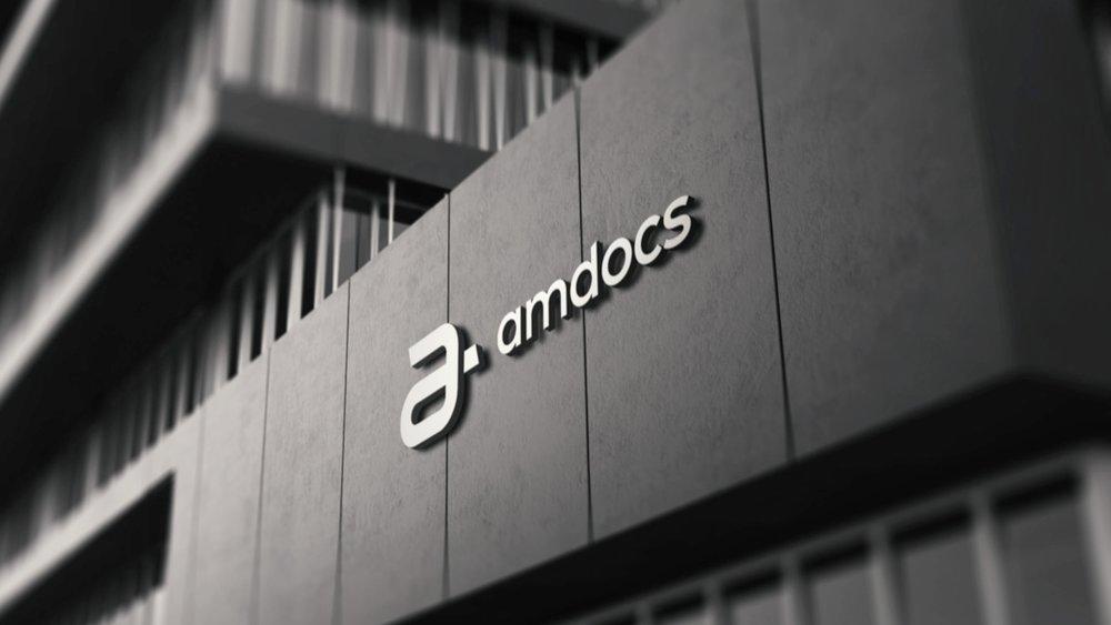 Amdocs | Rebranding + Relaunch