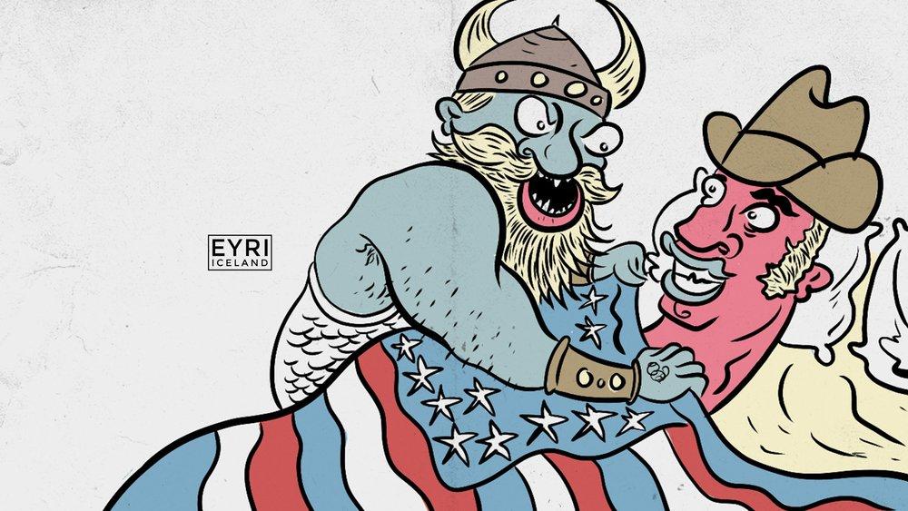 Eyri Iceland | Digital Ad Campaign