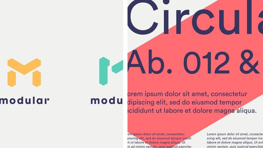 Modular | Branding