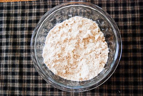 Pie Dough Crumbles