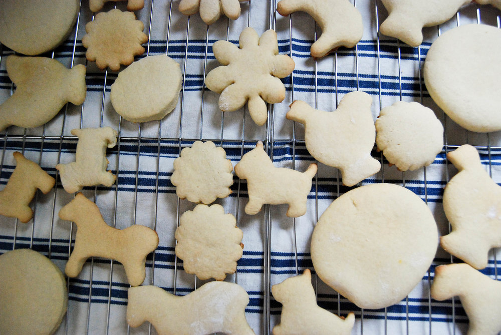 Big Soft Sugar Cookies