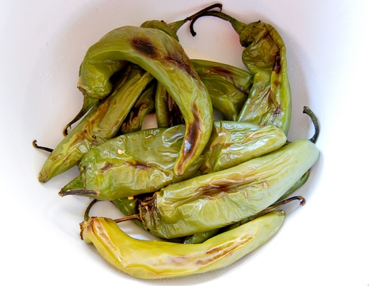 How To Roast Hatch Chile Peppers