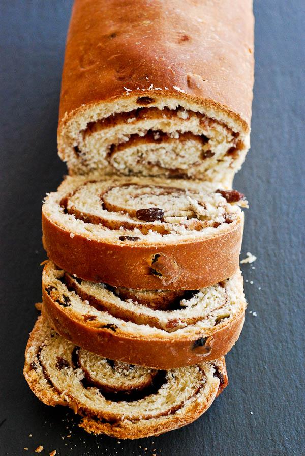 Homemade Cinnamon Raisin Bread Recipe