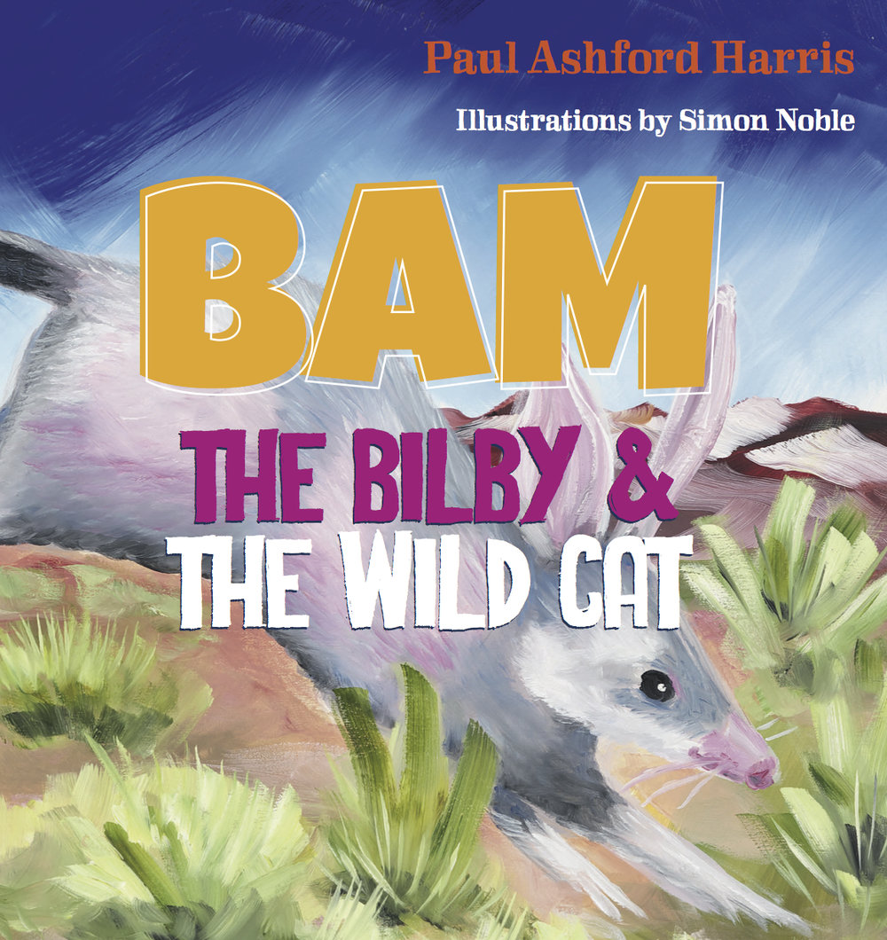 bam-the-bilby-and-the-wild-cat-paul-ashford-harris