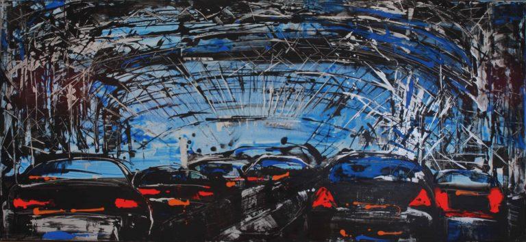 The Blue Horizon Bridge by Dr. Mina Valyraki