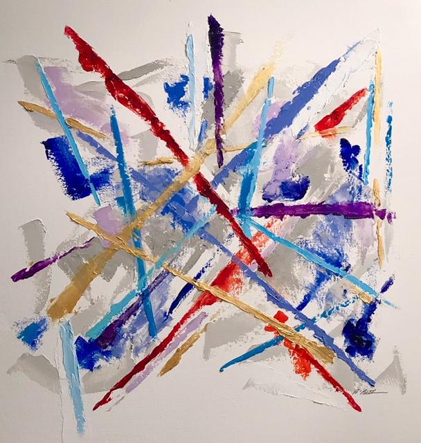 Burst of Color I by B'Beth Weldon