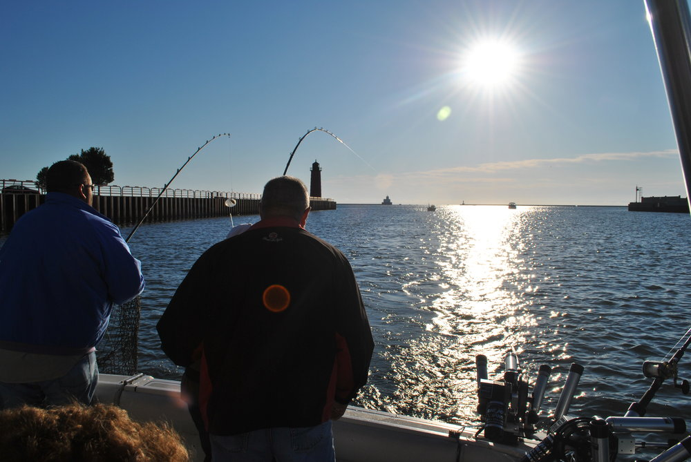 Milwaukee Charter Fishing