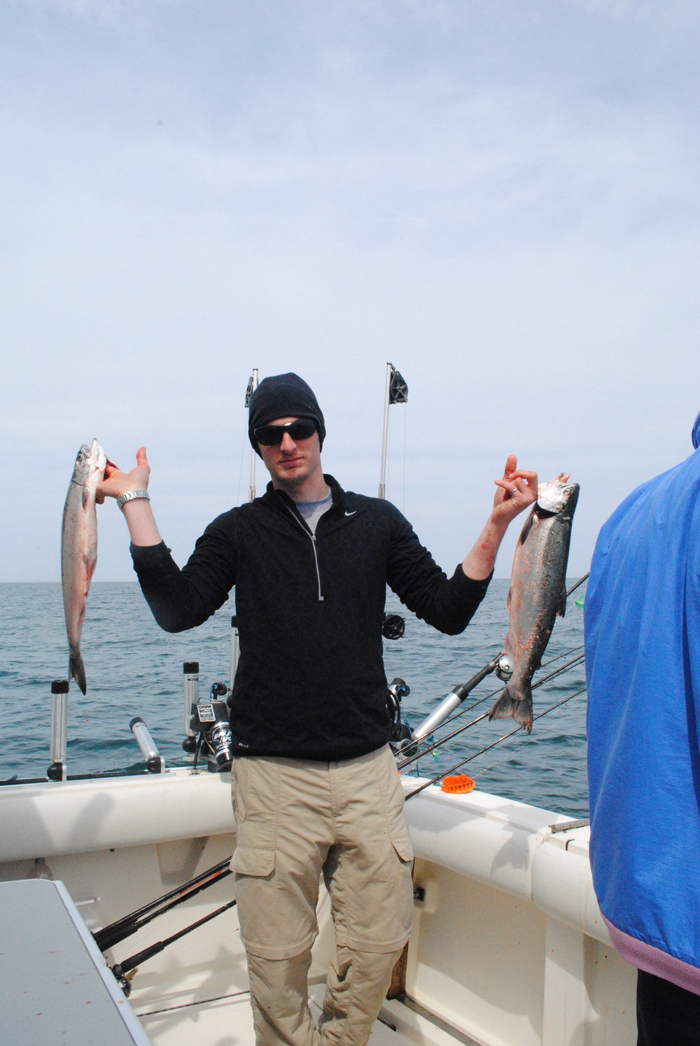 Lake Michigan Coho Salmon