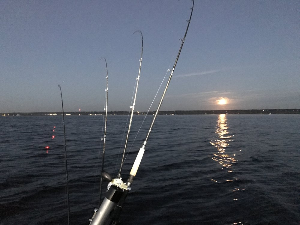 Little Bay De Noc Walleye Trolling