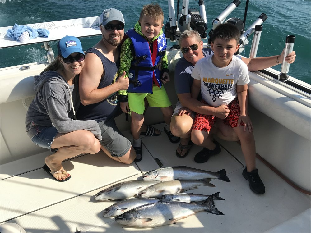 Milwaukee Fishing Charter