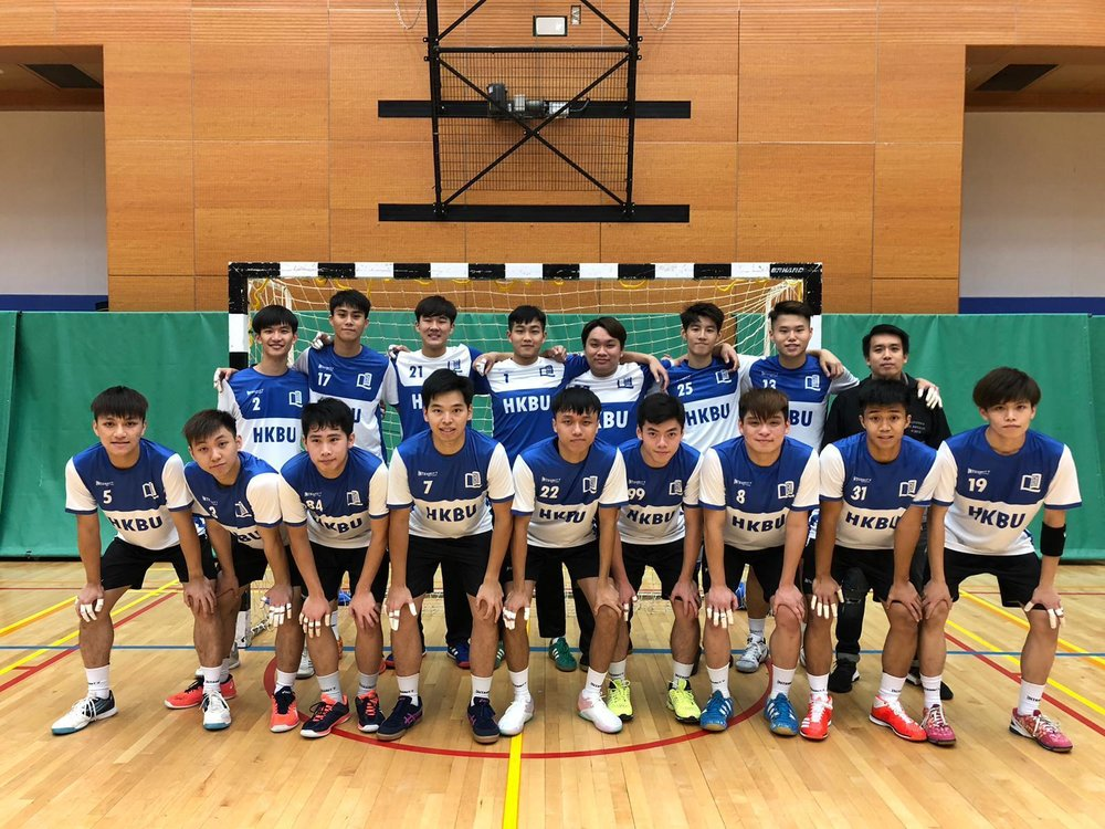 BU Mens Handball Team