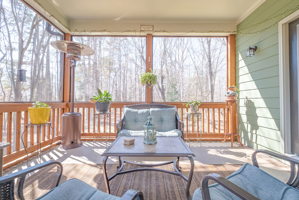 Real Estate Photography Exterior Porch