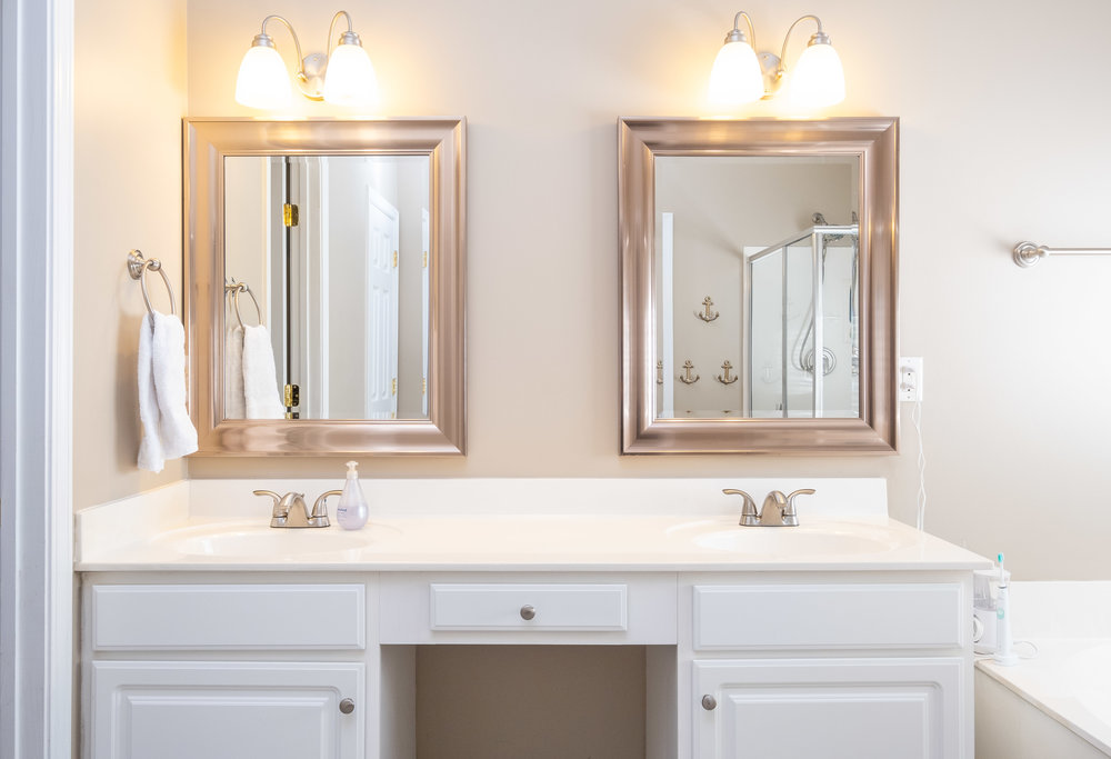 Durham Real Estate Photography Interior Bathroom