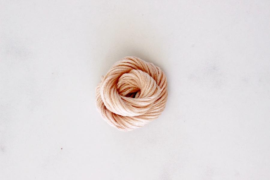 Lambswool - Dusky Pink
