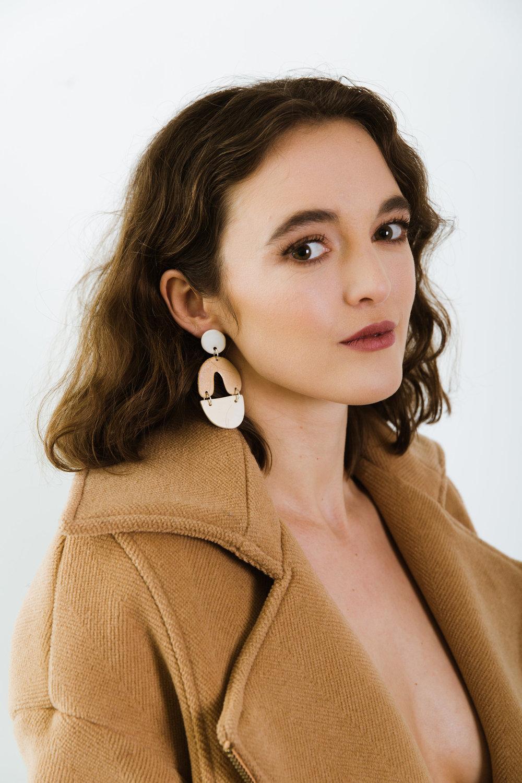 Quartz Earrings - Limited Edition