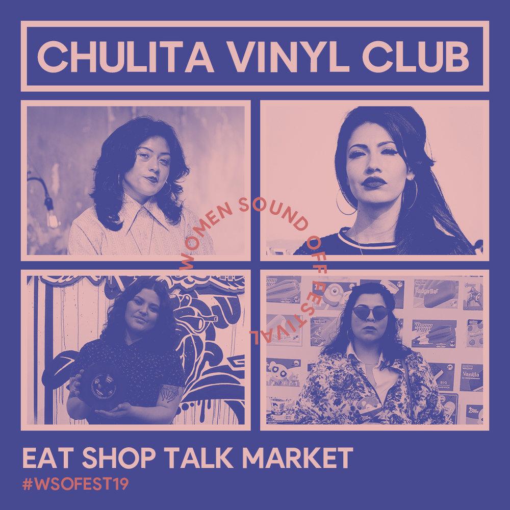 Chulita Vinyl Club -