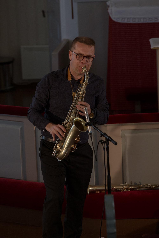 Jukka Perko, Photo by Jouni Ihalainen