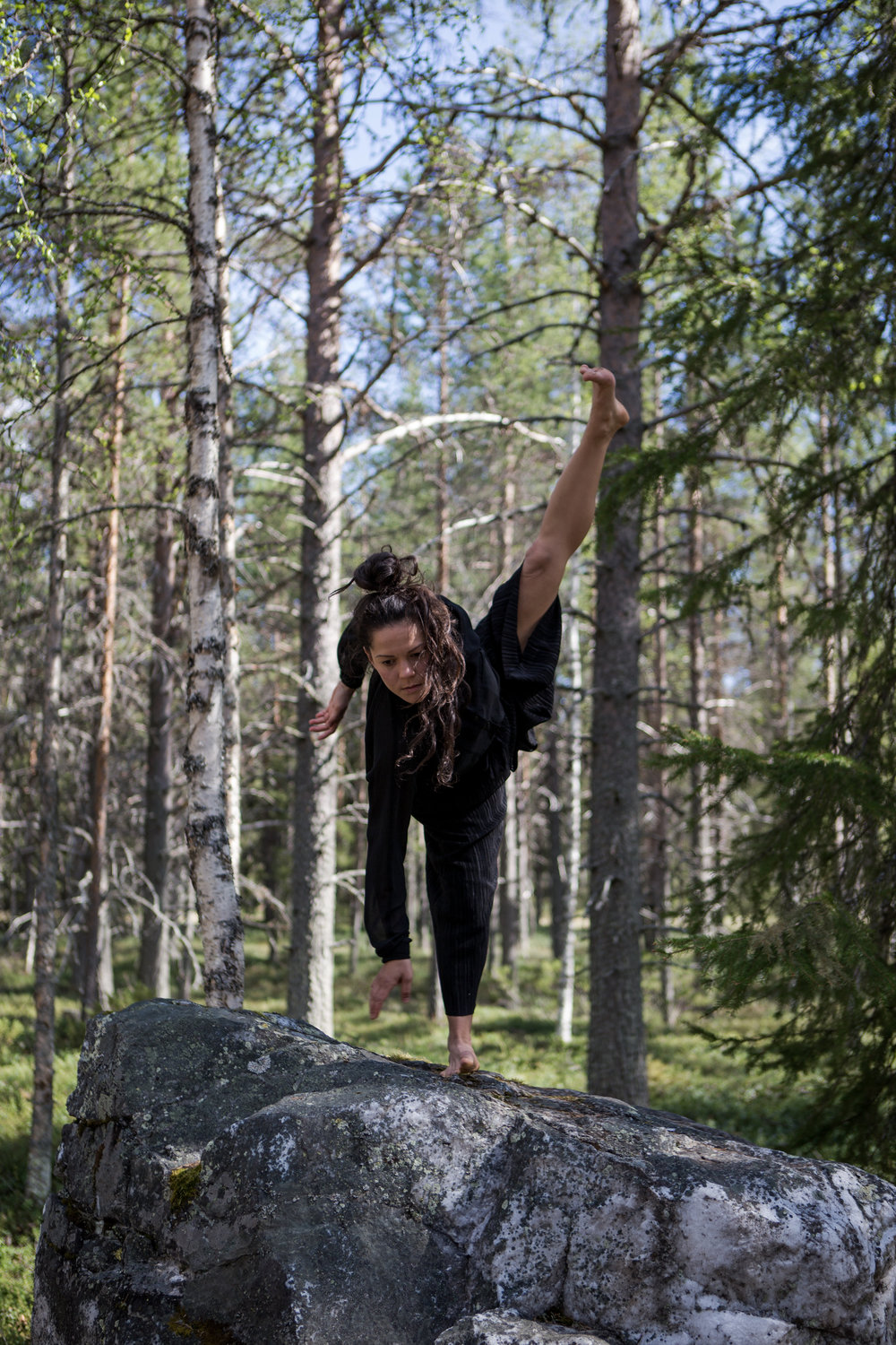 Methinee Wongtrakoon, Photo by Jouni Ihalainen