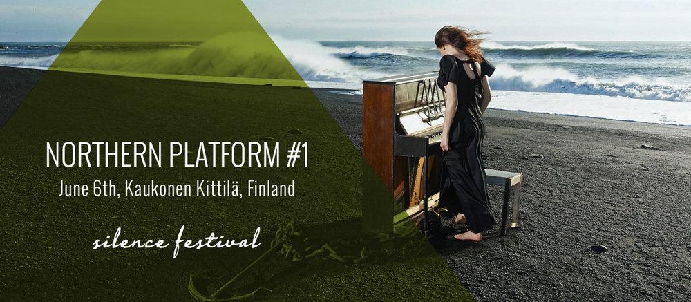 ke 6.6.2018 | klo 10-17 särestöniemi   Northern Platform #1