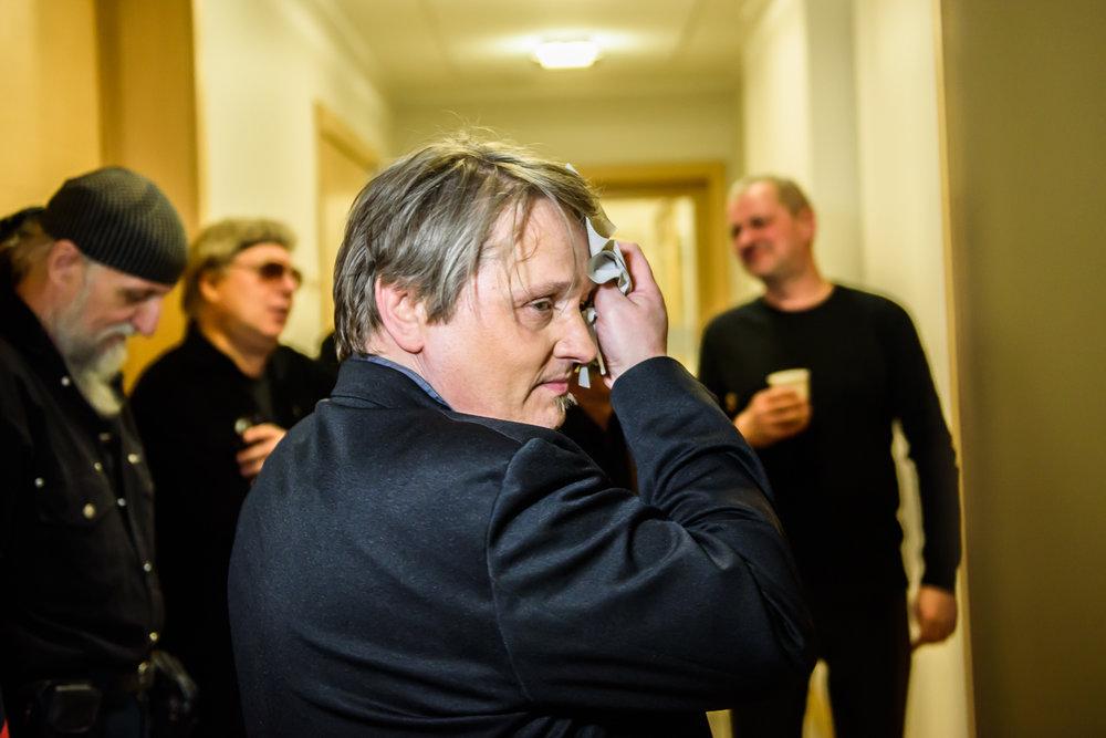 """04.03.2016. Grupas Opus Pro 30 gau jubilejas tūres """"Rozā Lietus"""" pirmais koncerts. Ādaži."""