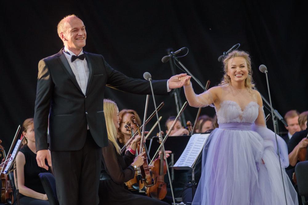 30.07.2017. Siguldas Opermūzikas svētku Galā koncerts.