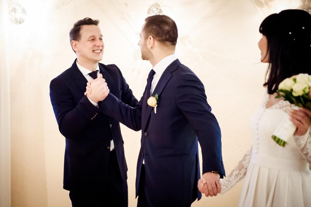 01.12.2017. Ivo un Montas kāzas.
