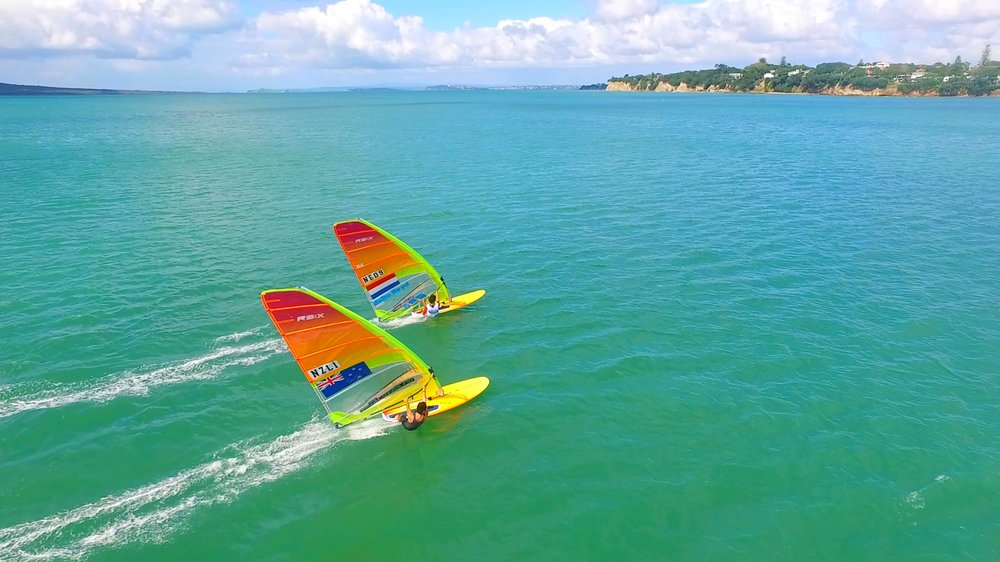 2020 RS:X World Champs - Takapuna, Auckland