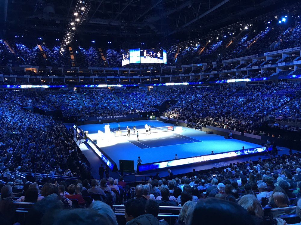 ATP World Tour Finals, 02 Arena, London