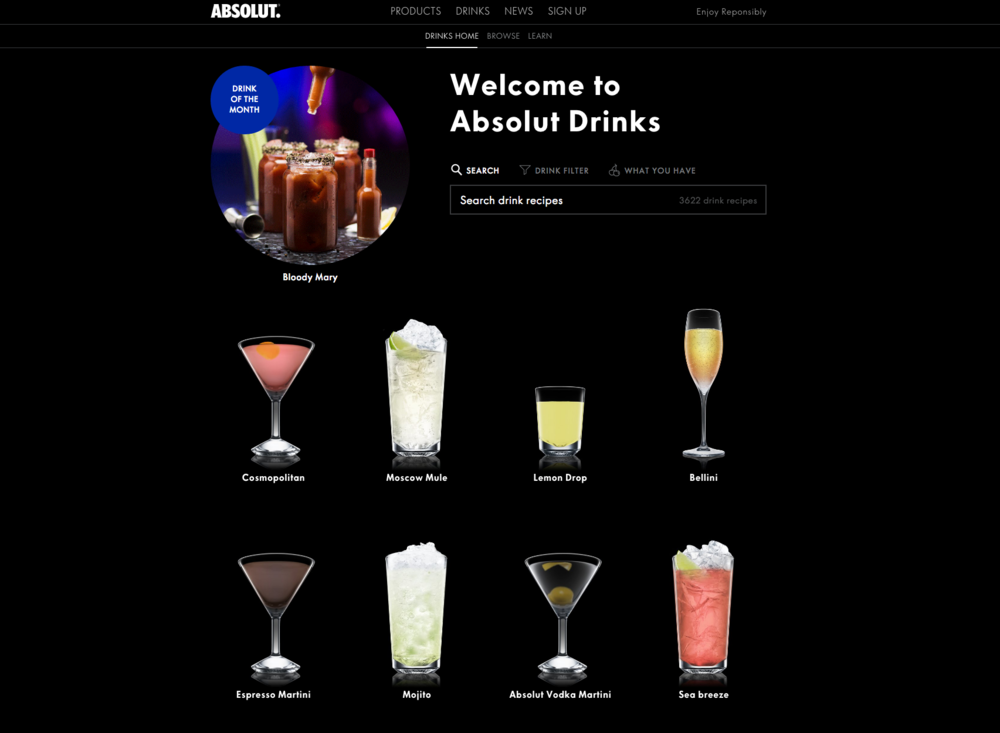 absolutdrinks