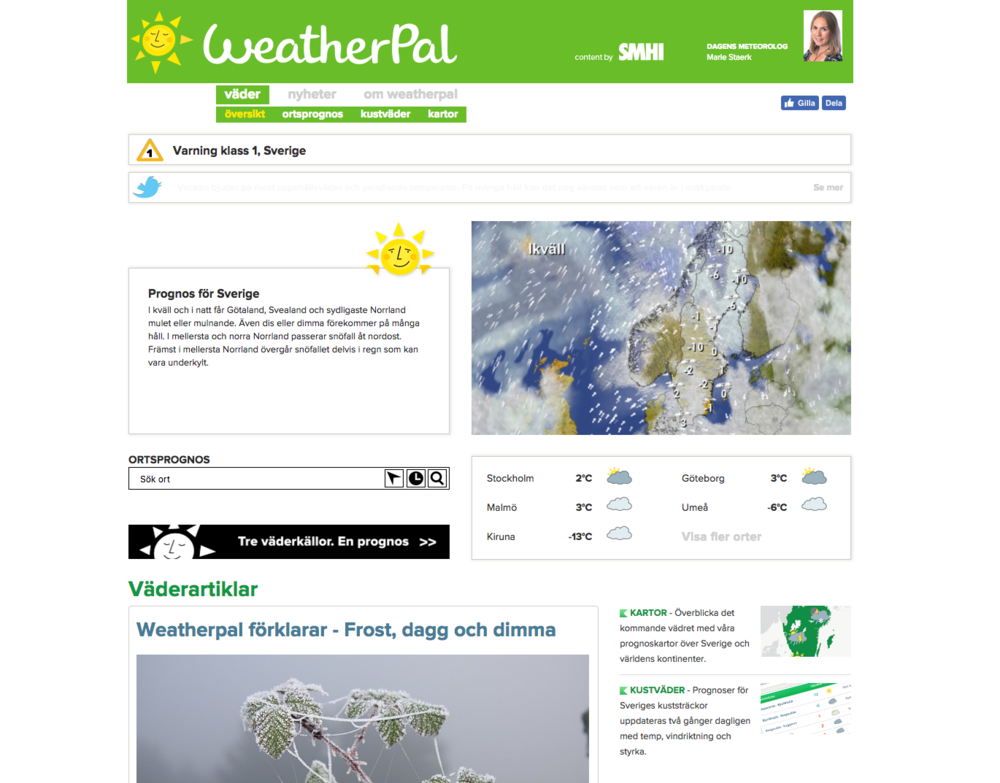 weatherpal