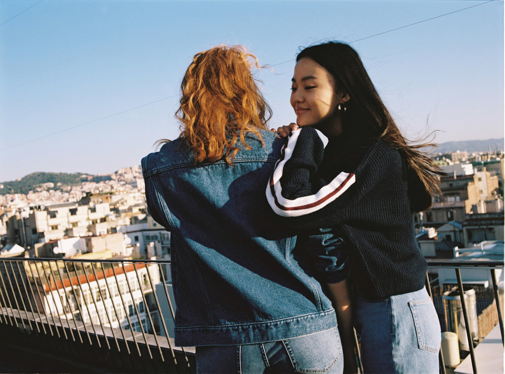 DENIM DAYS – DIVIDED - Part of the H&M Denim SS19 campaign.