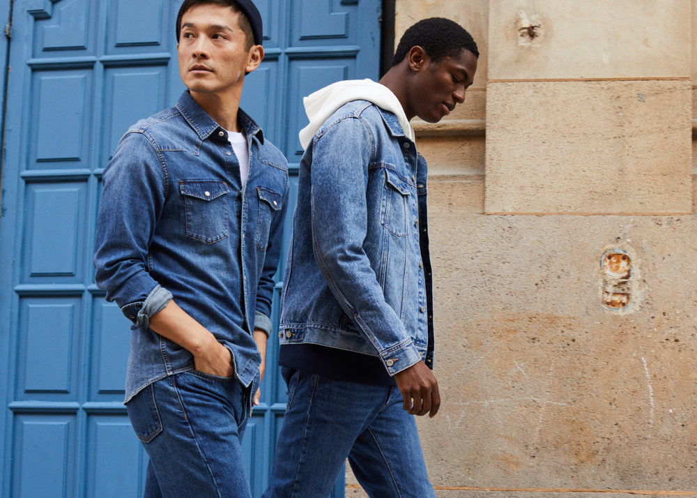 DENIM DAYS – MEN - Part of the H&M Denim SS19 campaign.
