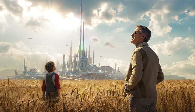 "Live Screening Tomorrowland A former boy genius and gifted teenager set out on a dangerous mission to unearth the secrets of ""Tomorrowland"", an enigmatic location caught between time and space. Brought by Reel Cinemas. 9:00 - 11:00 PM"