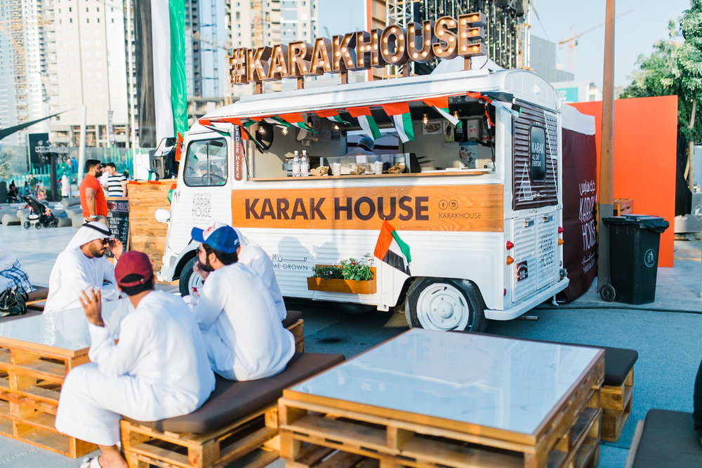 "food      Karak House                         Normal   0           false   false   false     EN-US   JA   X-NONE                                                                                                                                                                                                                                                                                                                                                                              /* Style Definitions */ table.MsoNormalTable 	{mso-style-name:""Table Normal""; 	mso-tstyle-rowband-size:0; 	mso-tstyle-colband-size:0; 	mso-style-noshow:yes; 	mso-style-priority:99; 	mso-style-parent:""""; 	mso-padding-alt:0in 5.4pt 0in 5.4pt; 	mso-para-margin:0in; 	mso-para-margin-bottom:.0001pt; 	mso-pagination:widow-orphan; 	font-size:12.0pt; 	font-family:Cambria; 	mso-ascii-font-family:Cambria; 	mso-ascii-theme-font:minor-latin; 	mso-hansi-font-family:Cambria; 	mso-hansi-theme-font:minor-latin;}       This Emirati concept serves 'traditional-meets-modern' takes on Arab dishes. Funky and trendy, they specialize in Chai Karak, an oldie-but-goodie indulgence of Dubai. If you haven't experienced it yet, Karak House is the place to try it this weekend at Rise."