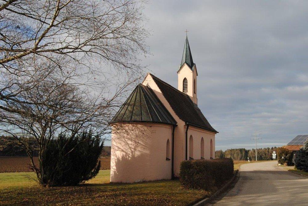 Herrlich idyllisch ist Brandenberg zwischen Türkenfeld und Moorenweis.