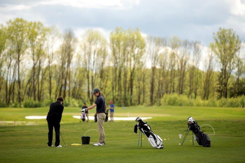 700 Spielberechtigte zählt GolfCity schon jetzt.