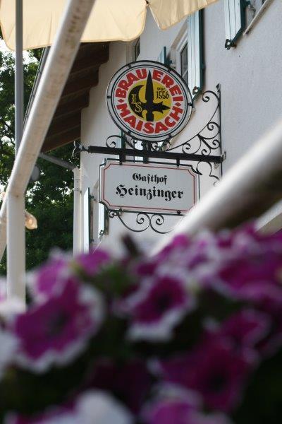 Bekannt für seine hervorragende Küche ist der Gasthof Heinzinger ein Ausflugslokal par excellance - auch Familienfeiern werden hier zu einem kulinarischen Erlebnis.